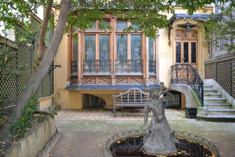 maison hantee avenue frochot