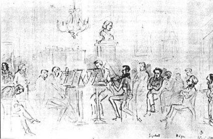 Quatuor-a-corde-dessin