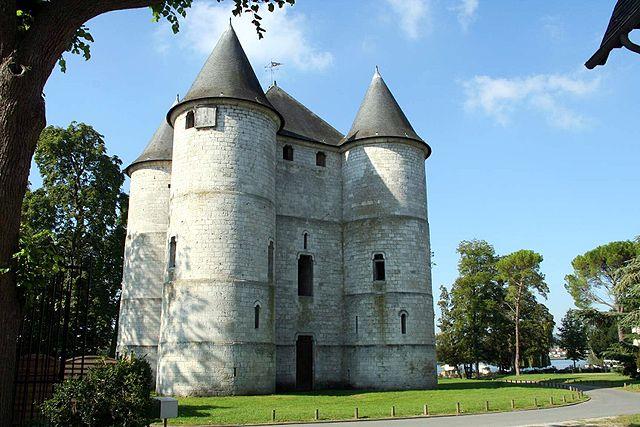 château-des-Tourelles