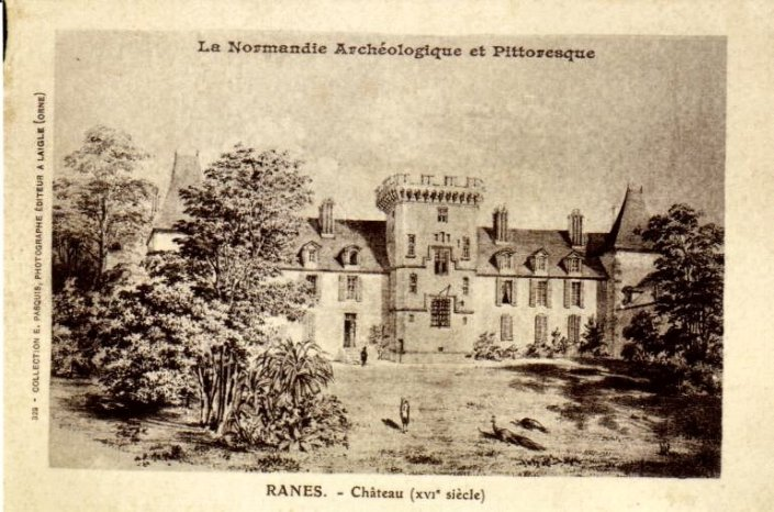 Chateau-rasnes
