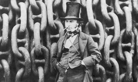 Isambard Kingdom Brunel, engineer