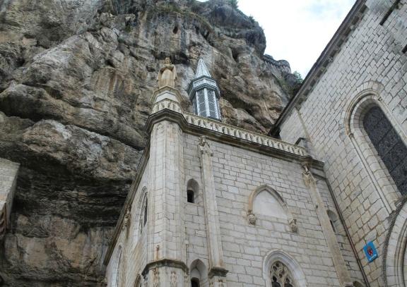 chapelle Notre-Dame de Rocamadour