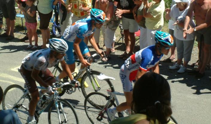 Col de Portet d'Aspet, Tour de France 2010.