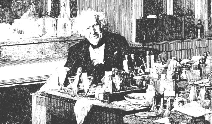 Michel -Eugène-Chevreul