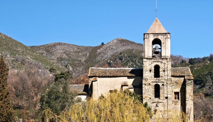 Campitello église St-Pierre
