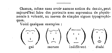 émoticones
