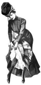 femme-jarretière