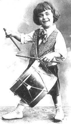 enfant-tambour