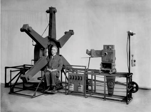 Claudius Givaudan et sa machine de photosculpture