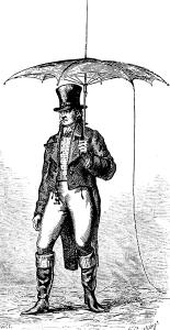 Parapluie-paratonnerre