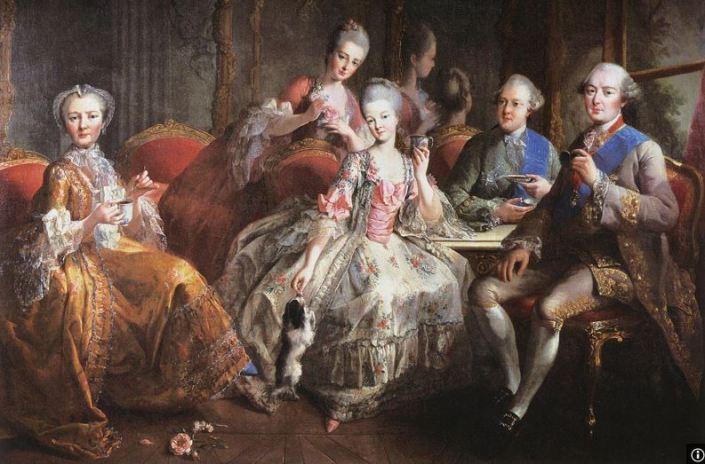 Charpentier Jean-Baptiste, le Vieux