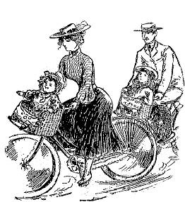 bebe-bicyclette