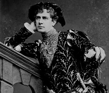 William Terriss 20/02/1847 – 16/12/1897