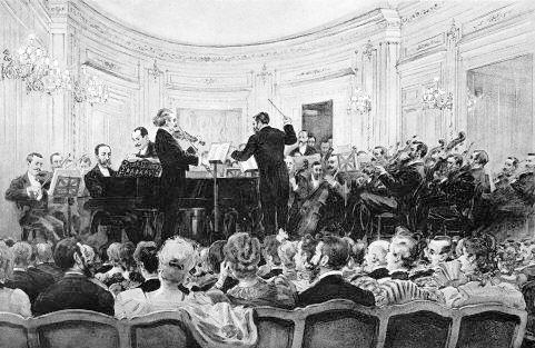 Salle_Pleyel_-_Camille_Saint-Saëns,_Pablo_de_Sarasate,_Paul_Taffanel,_1896_(2)
