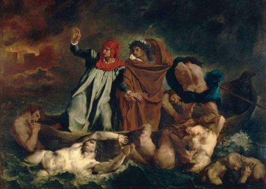 La-Barque-de-Dante.