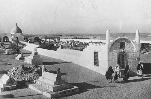 Médine-el-Djeddah-tombeau-eve