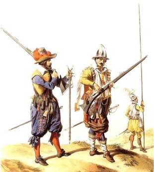 soldats-mousquets