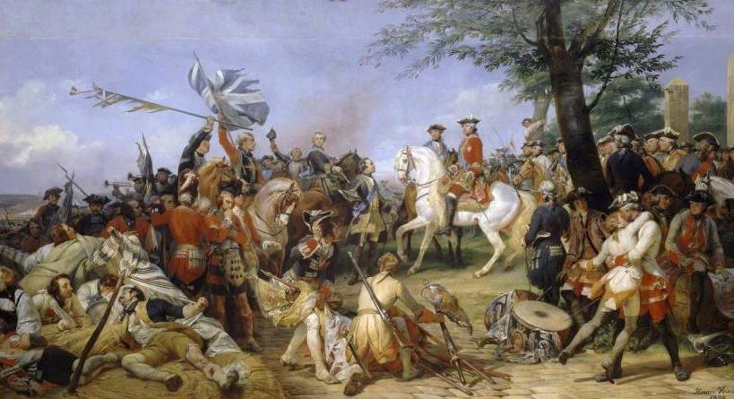 bataille-de-fontenoy
