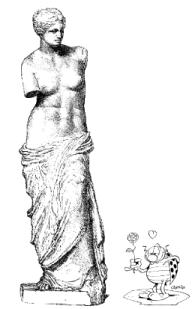 vénus-de-milo