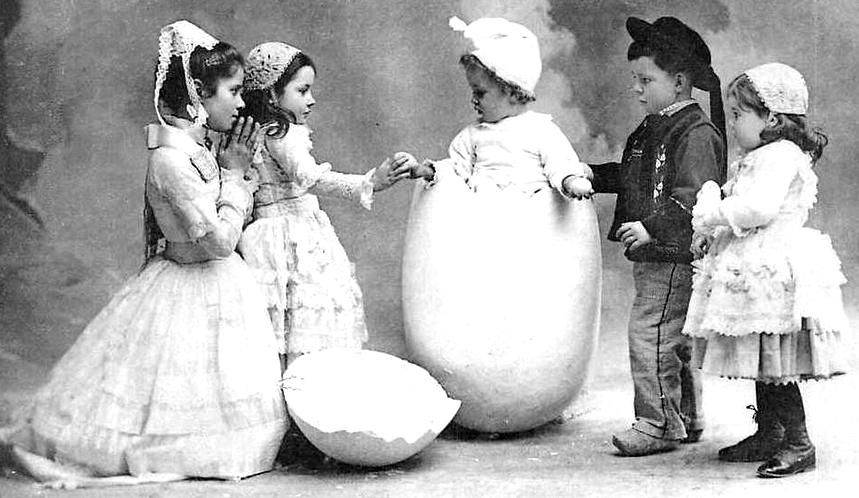 enfants-pâques