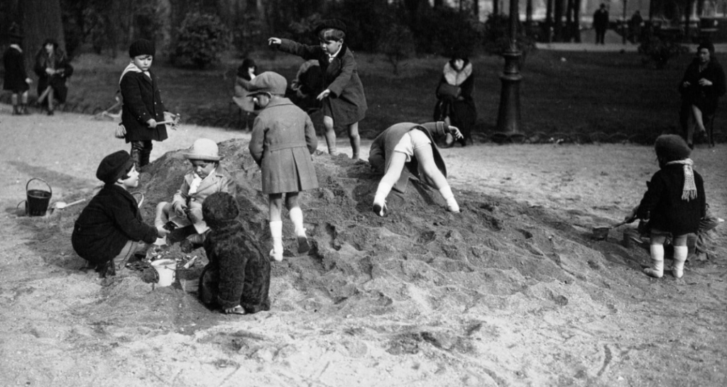 enfants-sable