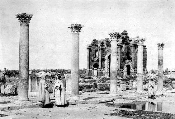 timgad-ruines