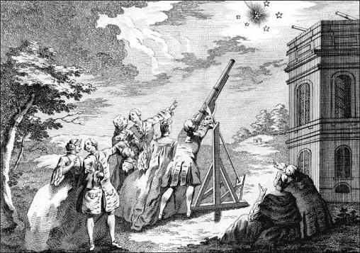 comète-1682