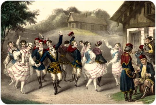 danse-polonaise