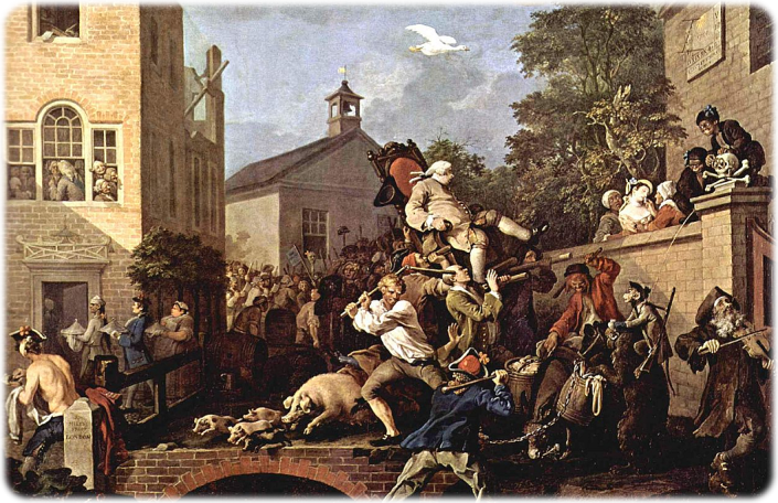 william-hogarth-elections