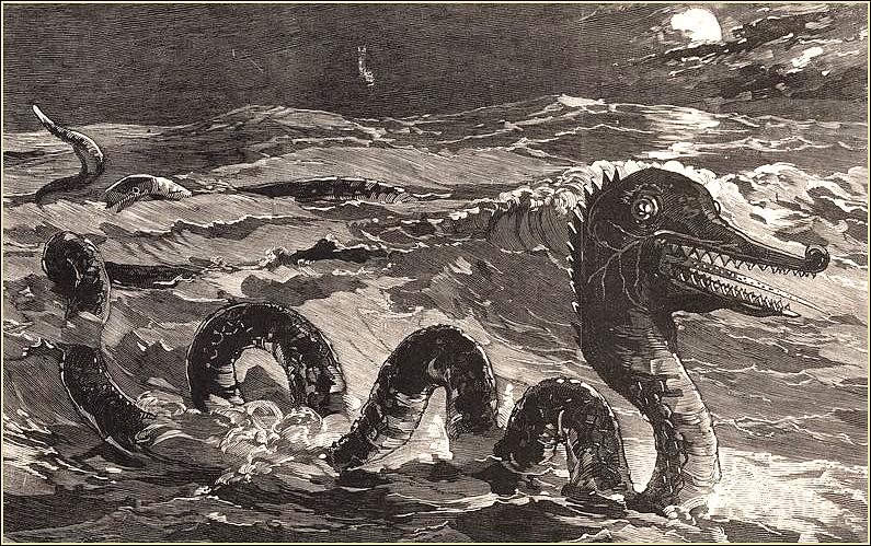 Le Brompton électrique officiel - Page 2 Serpent-mer