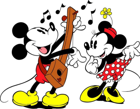 mickey-minnie