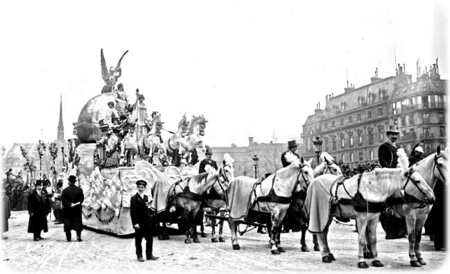 reine carnaval