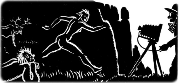 gravure grotte