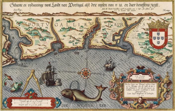carte maritime