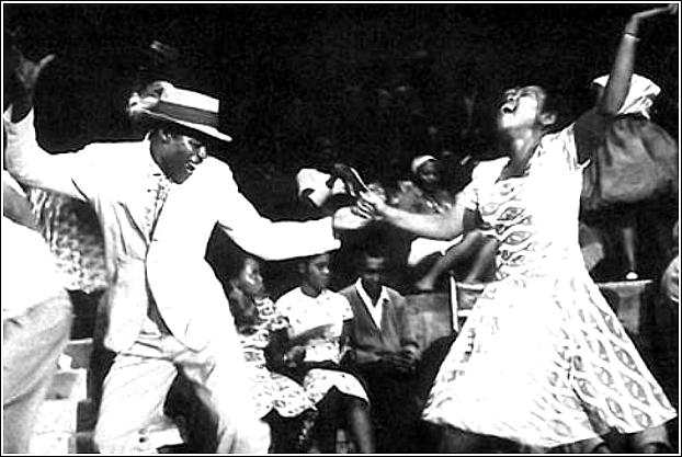 danseurs jazz