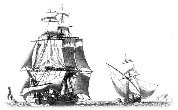 vaisseaux