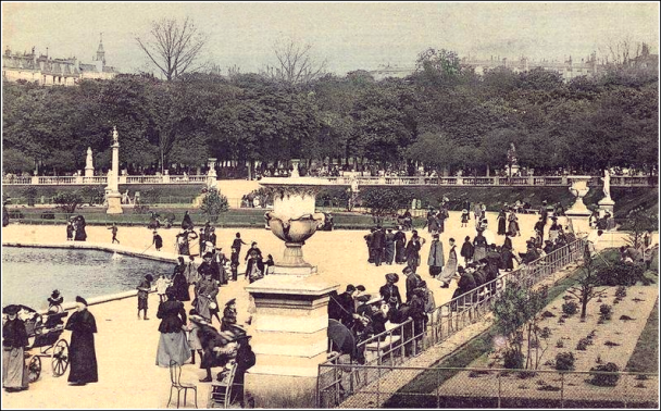 jardins luxembourg