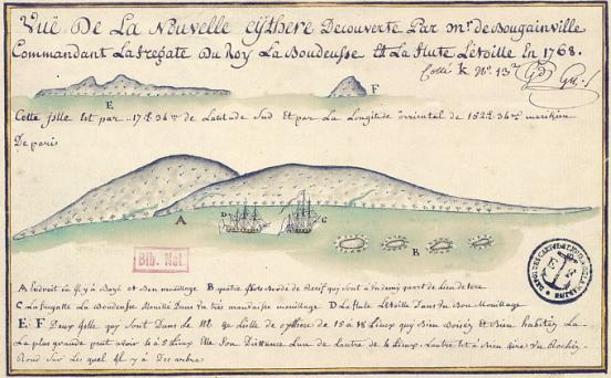 carte bougainville