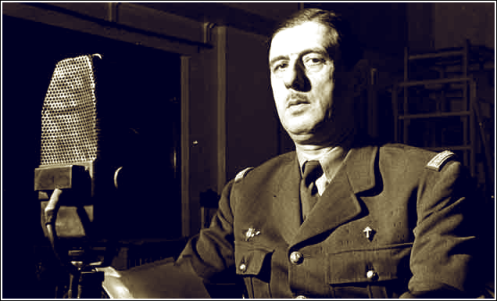 charles de gaulle discours