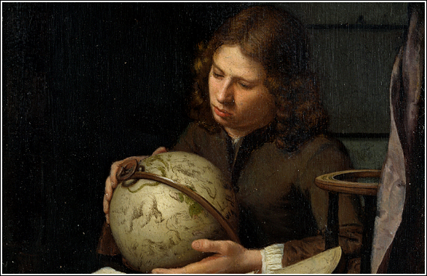 jeune astronome