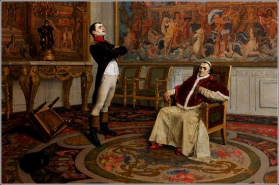 napoleon pape concordat