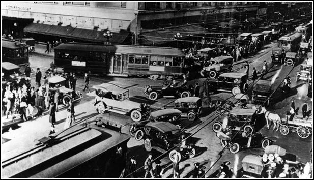 automobiles 1920
