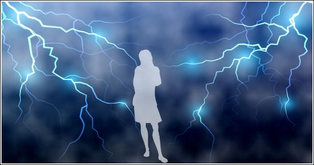 femme electrique